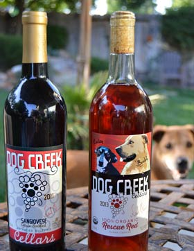 Dog Creek Cellars