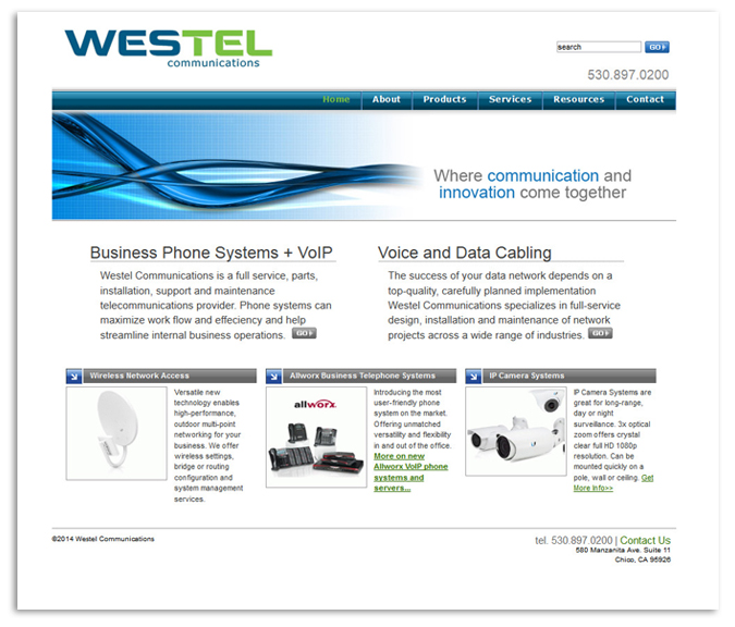 Westel-Web