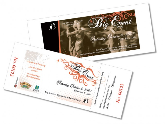 BBBS-Tickets
