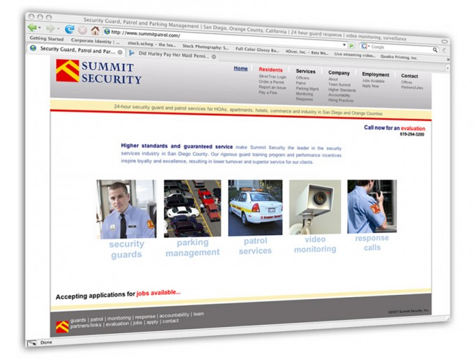 Summit-Website