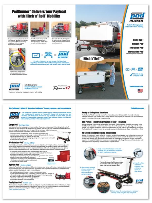 PR-brochure