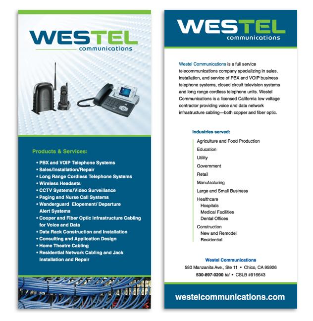 Westel-Rack-Card