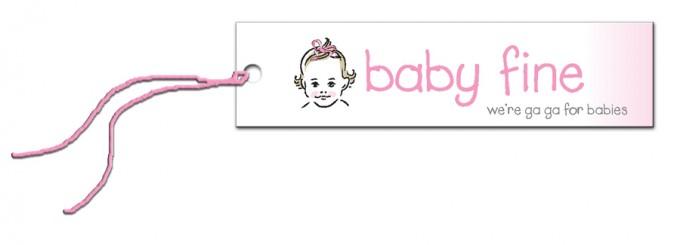 Baby-fine-hang-tag