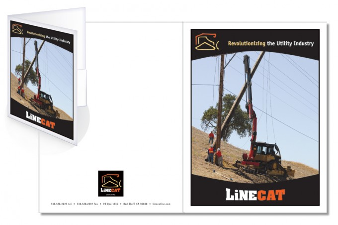 Linecat-folder
