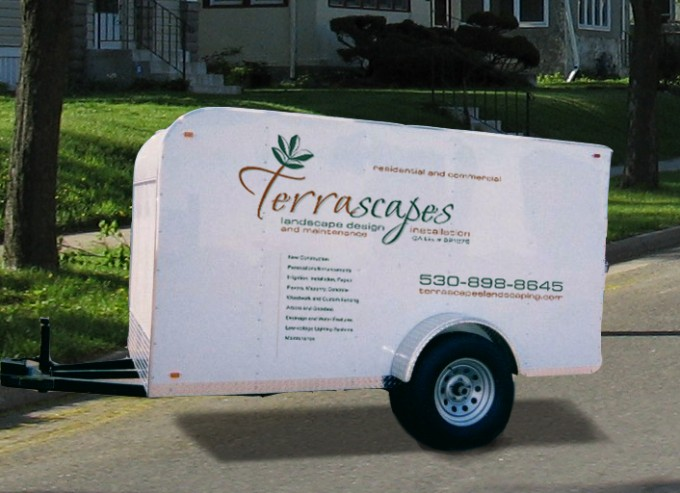 Terrascapes-Truck-Signage