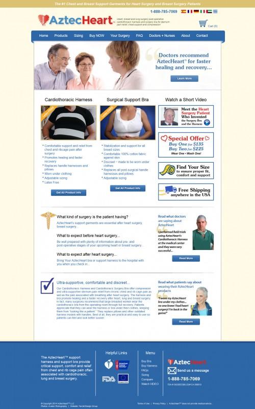 AztecHeart-Website